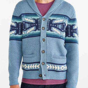 Shop Fair Isle Cardigan on Wanelo