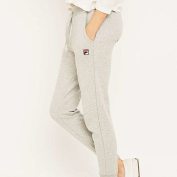 Fila Frances Skinny Grey Joggers - Urban Outfitters