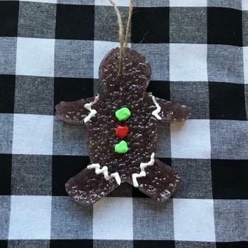 gingerbread brulee car scent
