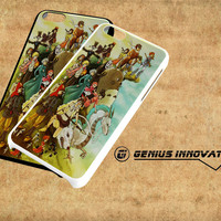 Studio Ghibli Characters Samsung Galaxy S3 S4 S5 Note 3 , iPhone 4(S) 5(S) 5c 6 Plus , iPod 4 5 case