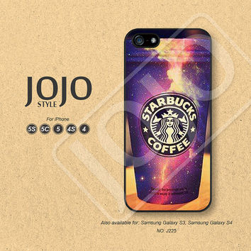 Starbucks iPhone 5 Case iPhone 5c Case iPhone 4 Case iPhone 5s Case iPhone 4s CaseGalaxy Phone Covers Phone Cases - J225