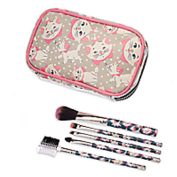 Marie Makeup Brush Set - The Aristocats