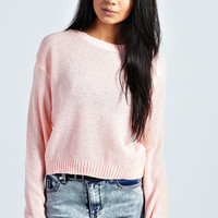 Rowie Moss Stitch Jumper