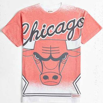 Mitchell & Ness Chicago Bulls Sublimated Tee