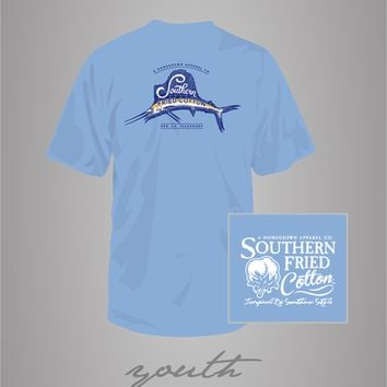 Trophy of the Sea - Youth T-Shirt