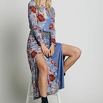 Free People Womens Piece of Heaven Maxi