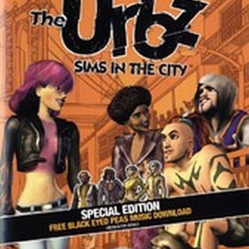 Urbz: Sims in the City (Microsoft Xbox, 2004) Complete