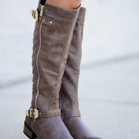 The Helen Boot, Khaki
