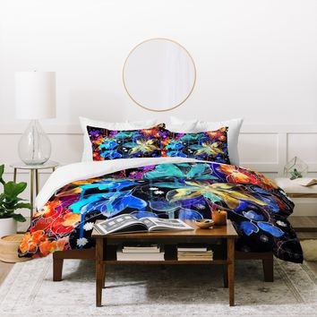 Holly Sharpe Lost In Botanica 2 Duvet Cover