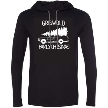 Griswold Family Christmas 987 Anvil LS T-Shirt Hoodie