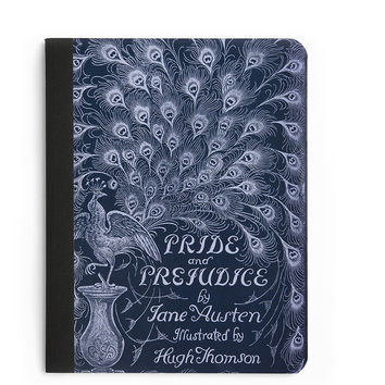 Pride and Prejudice notebook