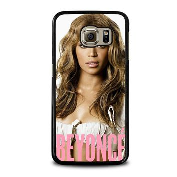 BEYONCE KNOWLES Samsung Galaxy S6 Case Cover