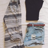 Awesome Weirdo~ - outfit on Tumblr on We Heart It....