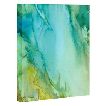 Rosie Brown Light Above Art Canvas