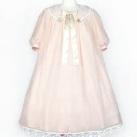 Starry Girl One Piece - Pink [172O09-030174-pk] - $270.00 : Angelic Pretty USA