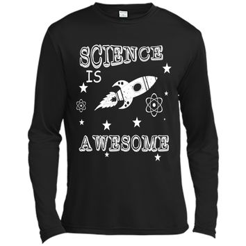 Science Teacher Shirts Gifts Funny Science Is Awesome Shirt