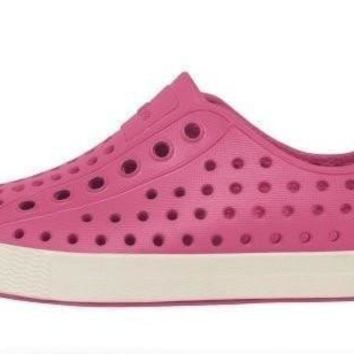 Native Hollywood Pink Shoes