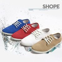 Men's Casual Fashion Canvas Shoes
