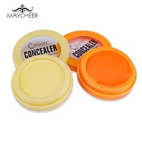 Brand MAYCHEER Makeup Eye Concealer Cream Cover Eye Bags Dark Circles Contour Palette Moisturizing Oil-control Primer Make Up