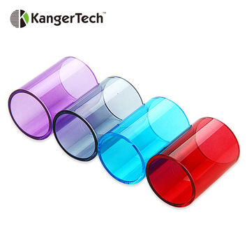 2pcs Original Kanger Subtank mini Atomizer Tube Pyrex Glass Replacement Glass Tube E-cig for Kangertech Subtank Mini Cartomizer