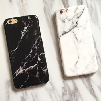 Unique Marble iPhone 7 7Plus & iPhone 6 6S Plus Cases-0321