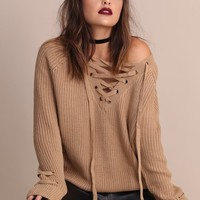 Ties That Bind Sweater | SHOPLUNAB