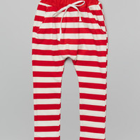 Red Stripe Warm-Up Pants - Infant, Toddler & Kids | something special every day