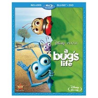 2-Disc A Bug's Life Blu-ray and DVD Combo Pack | DVD/Blu-ray Animation | Disney Store