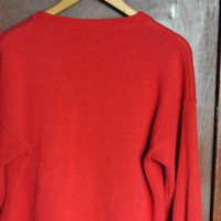 SALE Vintage Mickey and Crew Sweater