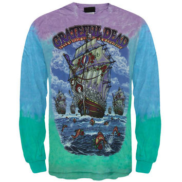 Grateful Dead - Ship of Fools Long Sleeve T-Shirt