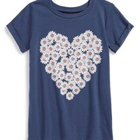 Girl's Tucker + Tate Graphic Tee,