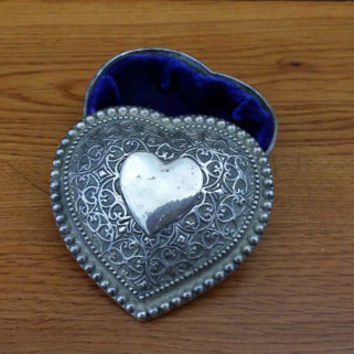 Best Heart Shaped Trinket Boxes Products on Wanelo