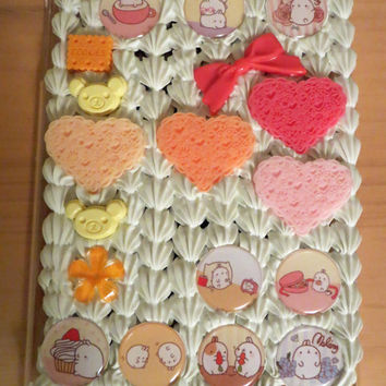 New!! Molang Decoden iPad Mini Case