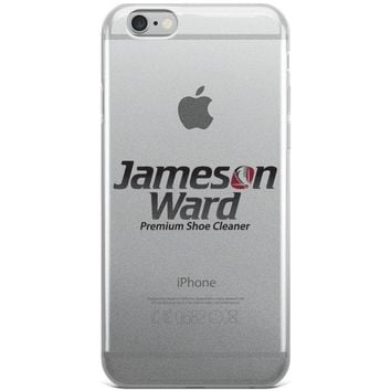 Jameson Ward Premium Shoe Cleaner iPhone Case