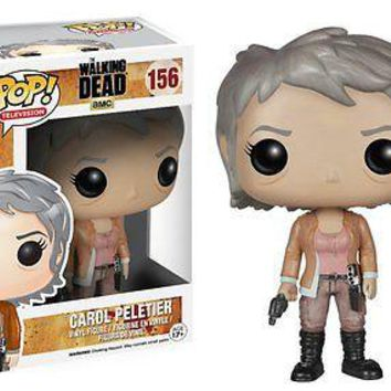Funko Pop TV: The Walking Dead - Carol Vinyl Figure