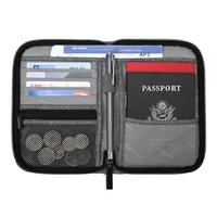 BAGSMART Mutifunction Travel Passport/ID Card Holder with RFID