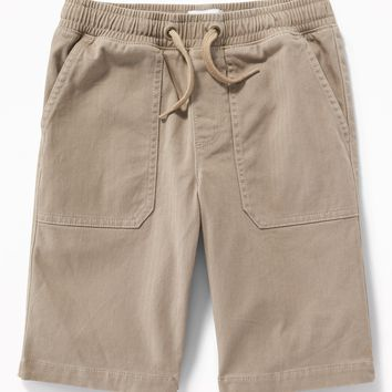 Built-In Flex Drawstring Jogger Shorts for Boys | Old Navy