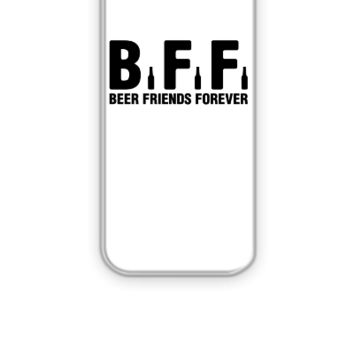 BFF Beer Friends Forever - iPhone 5&5s Case