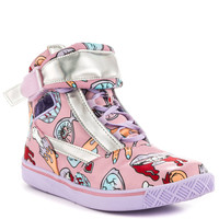 Iron Fist - Glamour Guts Sneaker - Pink