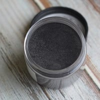 Activated Charcoal and Bentonite Clay Face Mask - Activated Charcoal Mask - Oily Skin Cleansing