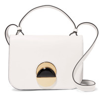 Marni - Pois leather shoulder bag