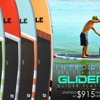 Paddle Boards and Surfboads By Isle Surf & SUP