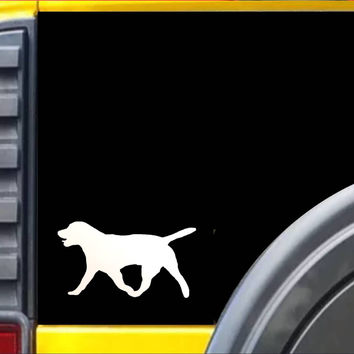 Labrador Retriever Decal Sticker *J578*