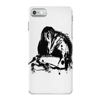 deep depression sad girl iPhone 7 Case