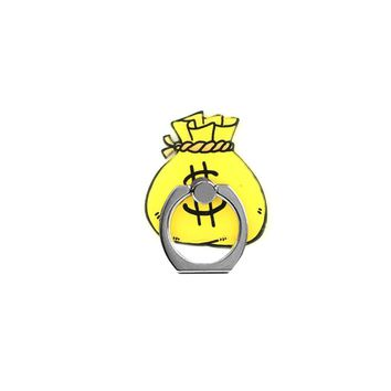 Money Bag Ring Holder