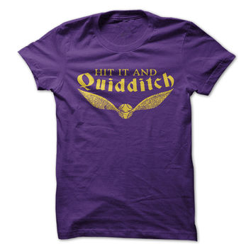 Hit It And Quidditch