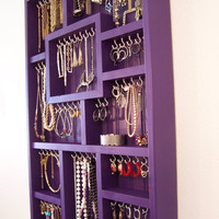 Jewelry Organizer For The Wall, Display Your Jewelry, Jewelry Box