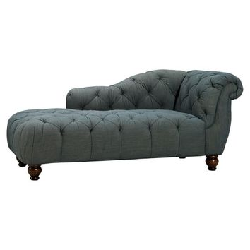 The Emily + Meritt Denim Chaise
