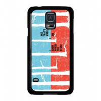 Silent in the Trees twenty one pilots for samsung galaxy s5 case