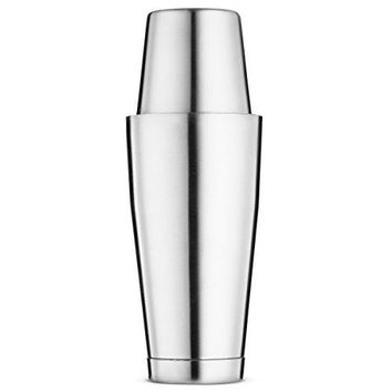 Bartender Boston Cocktail Shaker Set  Includes 28oz and 18oz Cocktail Shaker  188 Durable Food Grade Stainless Steel Bar Shaker Set Built with Heavy Weighted Shaker Tins For a Perfect Balance